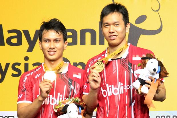 Photo of Hendra/Ahsan Akhirnya Juara Lagi di Malaysia