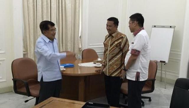 Photo of Hasil Pertemuan Wapres Berbeda dengan Putusan Sela