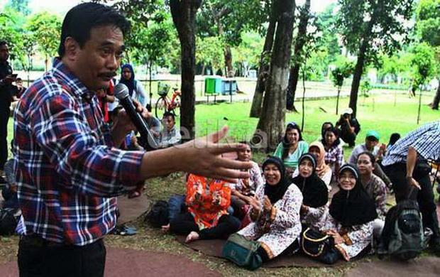 Photo of Wagub DKI : Setiap Lahan Kosong Akan Dijadikan Taman dan Jalur Hijau