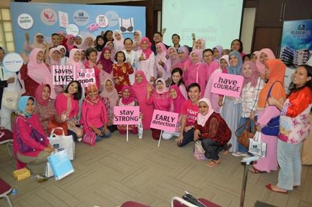 Photo of Asuransi Astra Kampanyekan Lawan Kanker Payudara Lewat Garda Medika Octobreast