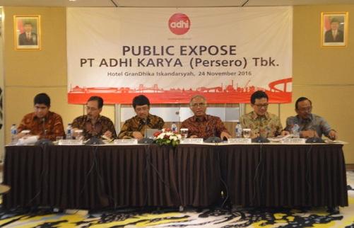 Photo of Adhi Karya Bakal Garap Bisnis Penjernihan Air