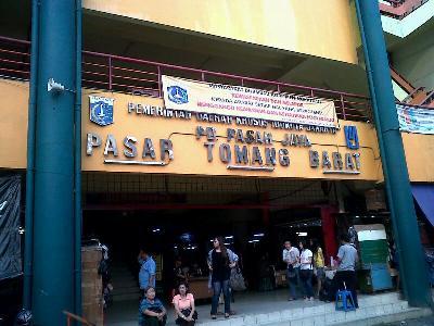Photo of Bidik UMKM, Bank DKI Buka 3 Outlet di Pasar Kelolaan PD Pasar Jaya