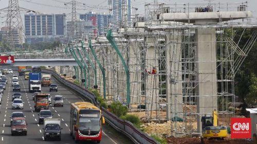 Photo of Pinjaman Bank untuk Proyek LRT Jabodebek Dijamin Pemerintah