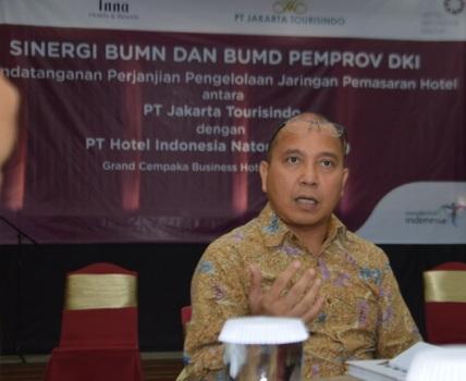 Photo of Jaktour Siap Bantu PD Pasar Jaya Kembangkan Jakmart