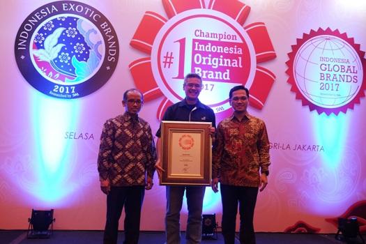 Photo of Garda Oto Raih Penghargaan Indonesia Original Brands