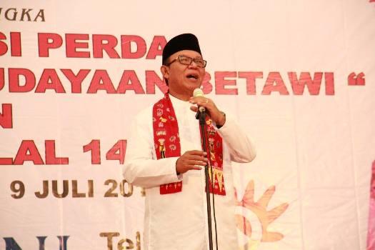 Photo of Ketum Bamus Betawi: Saatnya Budaya Betawi Mewarnai Kehidupan Warga Jakarta