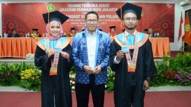 Photo of Ini Pesan PAFI kepada Wisudawan Program Diploma 3 Akademi Farmasi IKIFA