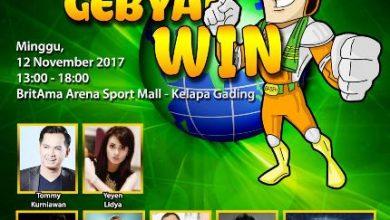 Photo of 12 November, WIN Academy Gelar Launching Produk Masker Colina di Sport Mall Kelapa Gading