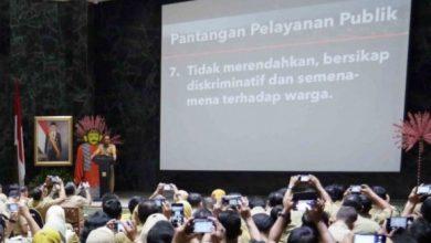 Photo of Anies Minta Lurah sampai Wali Kota Ramah dan Aktif Menyapa Warganya