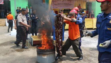 Photo of Yayasan Danamon Peduli Gelar Kegiatan Mitigasi Kebakaran di Pasar Induk Kramat Jati
