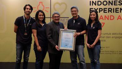 Photo of Program #Berkahsenyum Raih Penghargaan Indonesia Most Experiential Brand Activation 2017