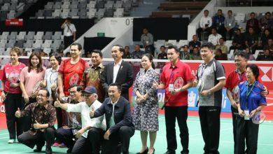 Photo of Resmikan Istora Senayan, Jokowi Terkejut dengan Perubahannya