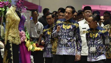 Photo of Jokowi Minta Porsi Kredit Untuk UMKM Di Atas 30 Persen