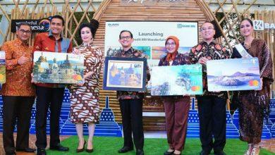 Photo of BRI Luncurkan Kartu Kredit Wonderful Indonesia