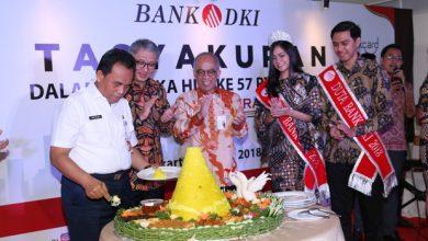 Photo of Rayakan HUT ke-57, Bank DKI Bertransformasi Menuju Digital Banking