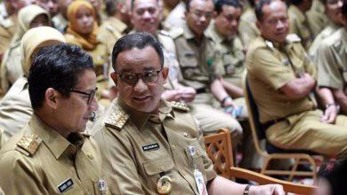 Photo of Kejar Target WTP, Anies-Sandi Tunda Perombakan Pejabat DKI