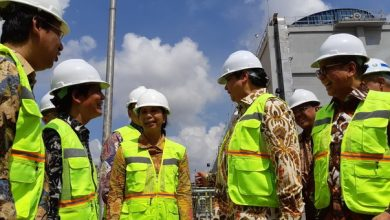 Photo of Dukung Ketahanan Pangan, Menteri BUMN Resmikan Pabrik Pupuk di Palembang