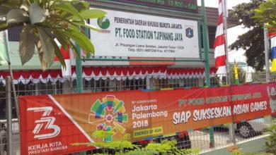 Photo of PT Food Station Siap Sukseskan Asian Games 2018