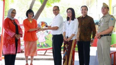 Photo of Yayasan Danamon Peduli Gelar Kegiatan CSR di Pasar Induk Kramat Jati dan Pasar Koja