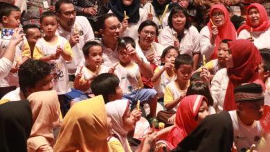 Photo of Anies Main Tebak-tebakan di Hari Anak Nasional di Ancol