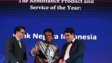 Photo of BNI Raih Remittance Product and Service of the Year 2018