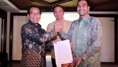 Photo of Perkuat Kerjasama, BNI Sediakan SBLC untuk Garuda Indonesia