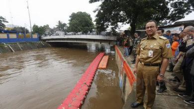 Photo of Pemerintah Provinsi DKI Jakarta Siagakan 450 Pompa Antisipasi Banjir