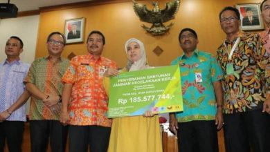 Photo of BPJS Ketenagakerjaan Jaktim Gandeng Pemerintah Kota Daftarkan Perangkat Daerah
