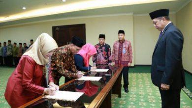 Photo of Menteri Agama Lantik Rektor UIN Jakarta