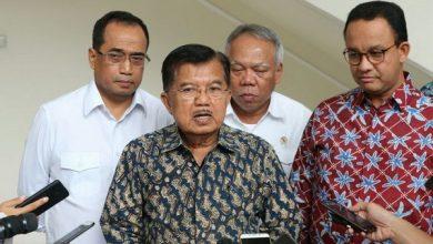 Photo of Jusuf Kalla Katakan Integrasi Transportasi Jabodetabek demi Perbaikan Taraf Hidup