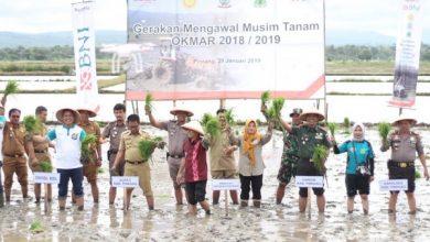 Photo of Gerakan Kawal Musim Tanam OKMAR 2018/2019 Kini Sentuh Sulawesi