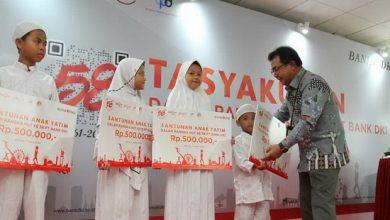 Photo of UUS Bank DKI Salurkan Bantuan Operasional Tempat Ibadah