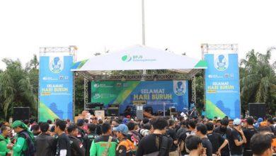 Photo of PT Food Station Berpartisipasi dalam Kegiatan May Day di Jakarta Timur