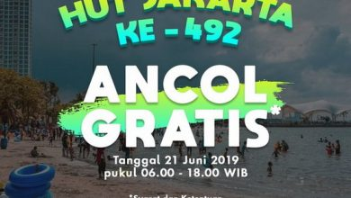 Photo of Sambut HUT Jakarta ke 492, Ancol Siapkan Persembahan Spesial