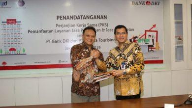 Photo of Kerjasama Jakarta Tourisindo dengan Bank DKI