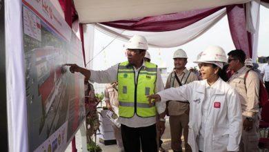 Photo of Menteri Rini Pastikan Ruas Tol Pematang Panggang – Kayu Agung Siap Beroperasi