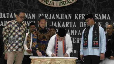 Photo of Jakarta Jalin Kerja sama dengan Delapan Perusahaan Digital