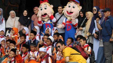 Photo of Syukuran Ulang Tahun, Dufan Hadirkan 1500 Anak Yatim Main Bersama