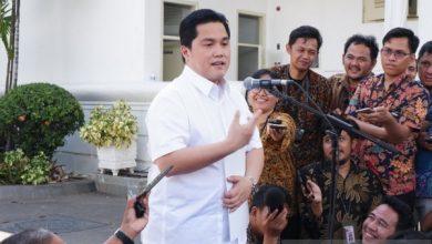 Photo of Erick Thohir Bakal Pimpin Kementerian bidang Ekonomi