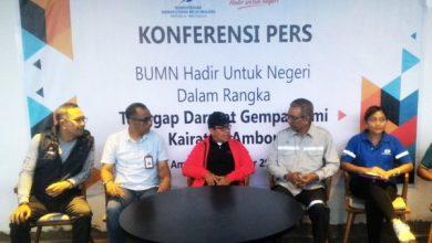 Photo of BUMN Salurkan Rp3,04 Miliar untuk Korban Gempa Maluku