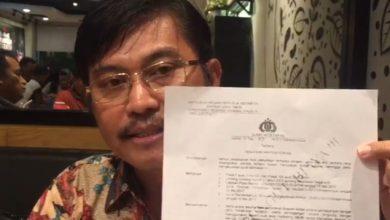 Photo of Pertanyakan Penetapan Tersangka Petinggi PT Amoeba Internasional Kuasa Hukum: Seperti Dipaksakan!