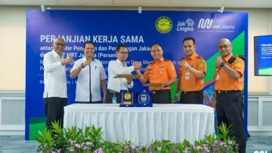 Photo of Tingkatkan Kompetensi SDM Tanggap Bencana, MRT Jakarta Gandeng Basarnas
