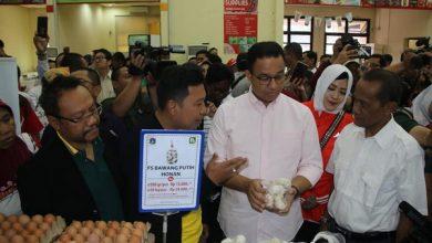 Photo of Kementan Gandeng PT Food Station Stabilkan Harga Cabai dan Bawang Putih di Jakarta