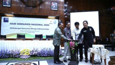 Photo of Peluncuran Harkornas 2020 di Surabaya, Wakil Ketua BPKN Rolas Sitinjak: Momentum Kepedulian Bersama