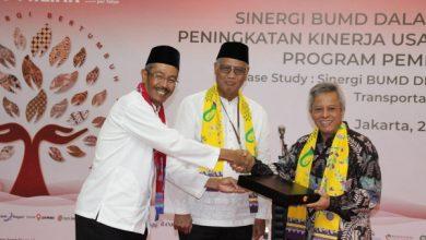 Photo of Jadi Percontohan, OJK Dorong Bank DKI Kembangkan Sinergi BUMD
