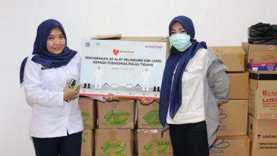 Photo of Bank DKI Donasikan Alat Pelindung Diri ke Tenaga Medis Pulau Tidung