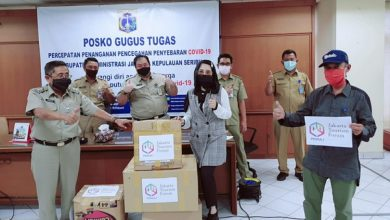 Photo of Jakarta Tourism Forum Hadirkan Bantuan APD untuk Pemkab Kepulauan Seribu