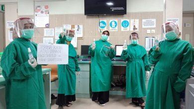 Photo of LLDIKTI Wilayah III Apresiasi Gerakan 1000 APD Face Shield dari ITKJ