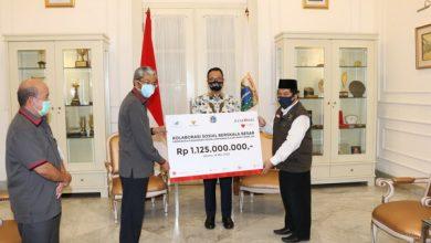 Photo of Peduli Covid-19 Karyawan Bank DKI Donasikan Sumbangan Senilai Rp5 Miliar