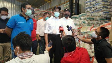 Photo of Kunjungi PT Food Station, Menko PMK Pastikan Kelancaran Penyaluran Bansos untuk Warga Terdampak Covid-19